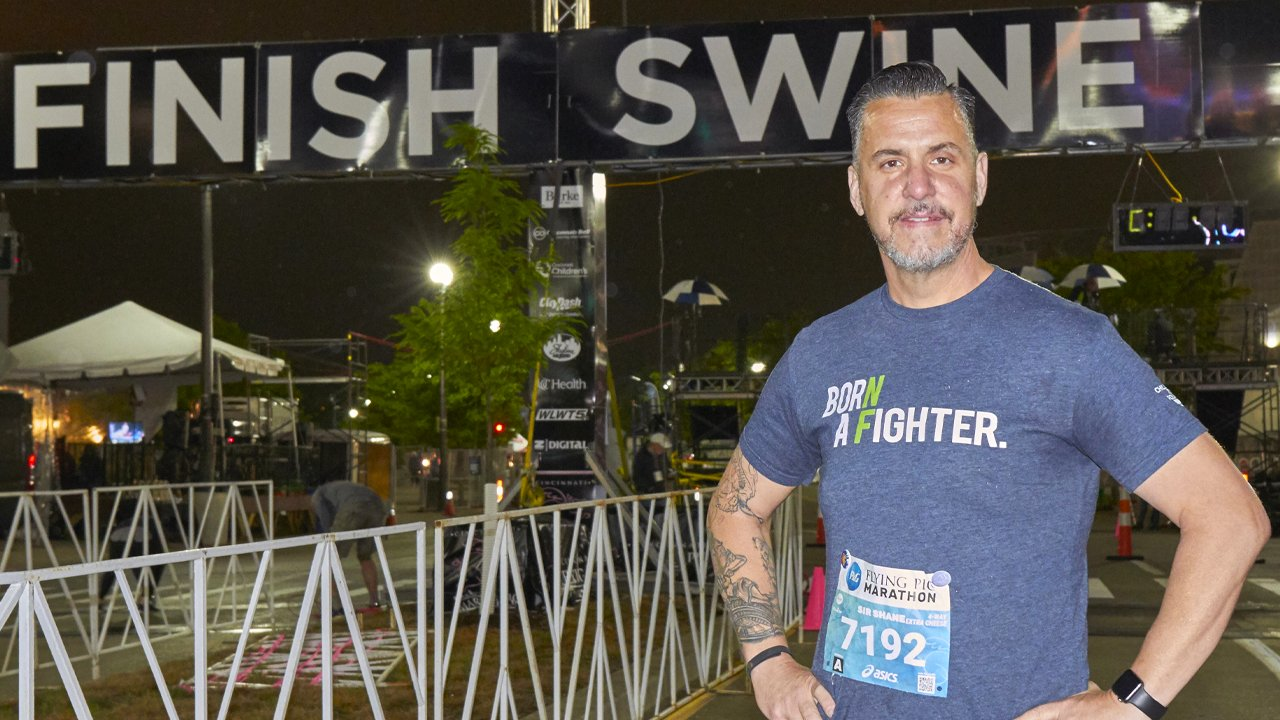 Shane's Story: Running Marathongs after Gastric Sleeve Surgery