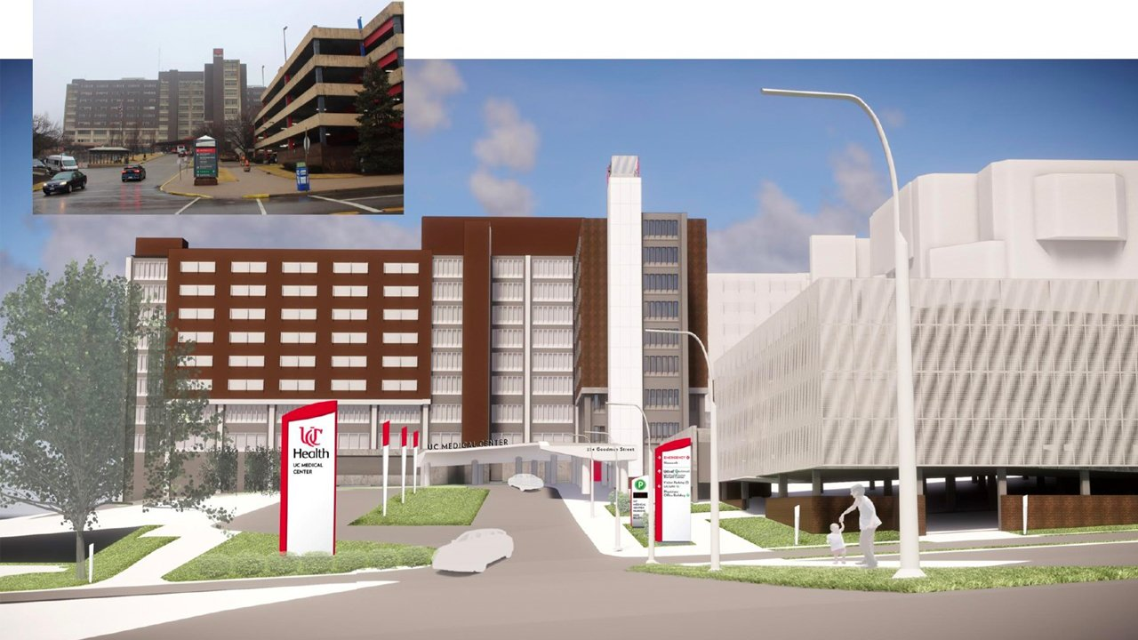 UC Health Facility Improvements - Clifton Campus