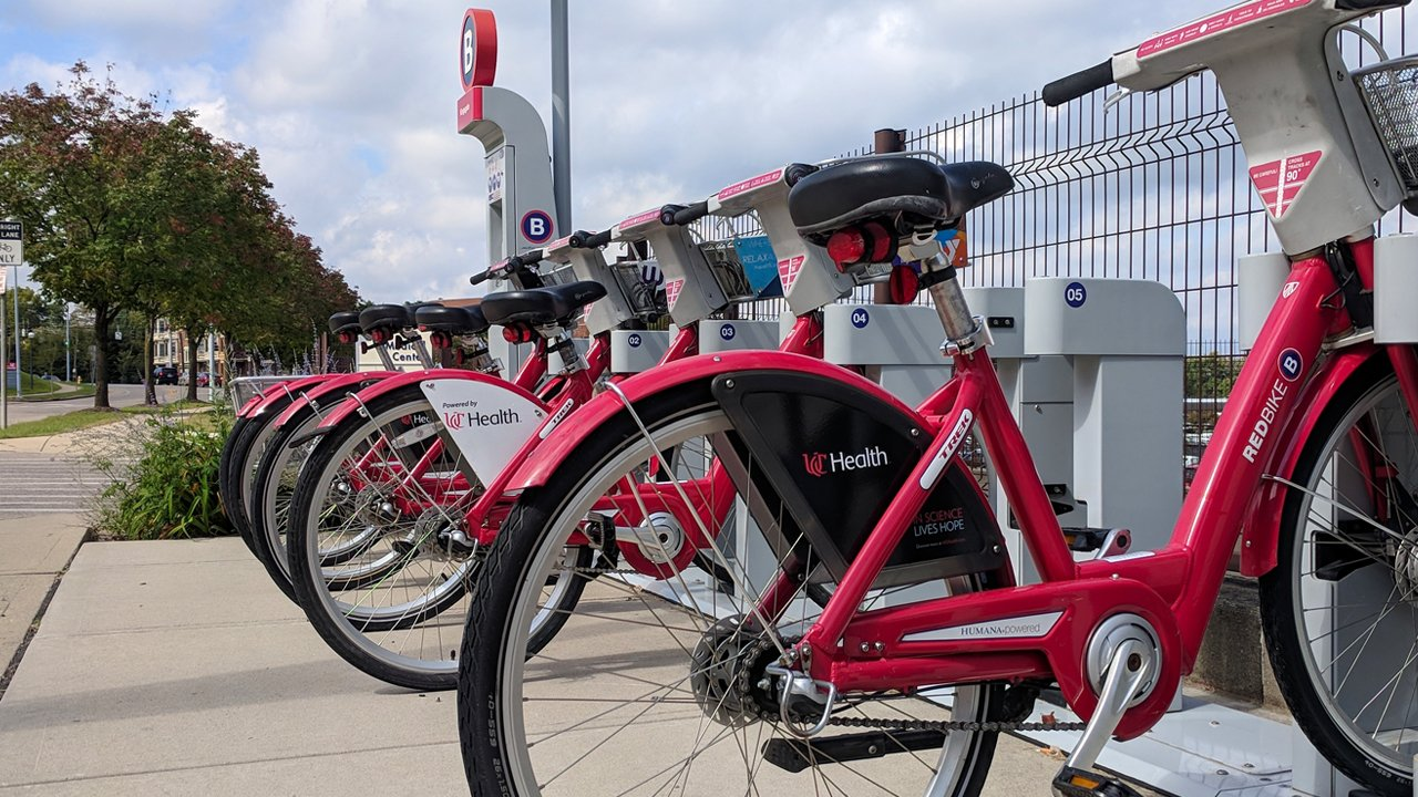 UC Health Red Bike