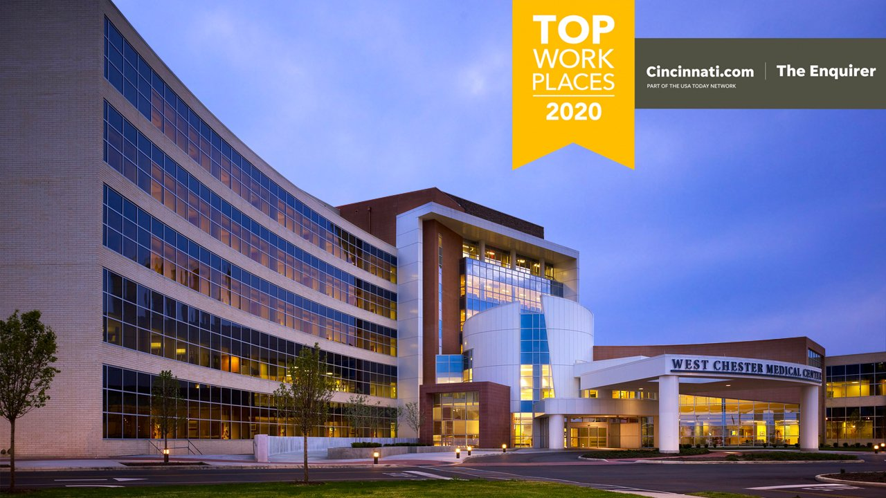 west chester hospital top place to work