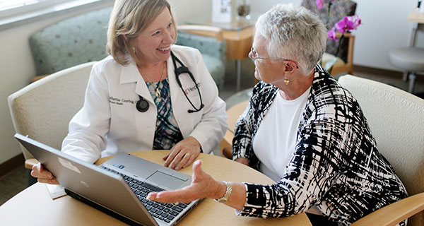 Meet with our clinical staff in the privacy of one of our many modern, comfortable, brightly-lit consultation rooms.