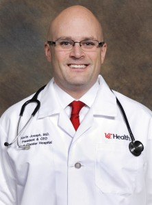 Kevin Joseph, MD President & CEO West Chester Hospital