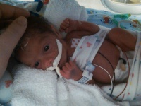 NICU Infant, Braylon