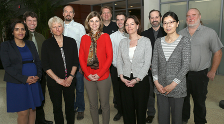 Neurobiology Research Center 2015 Pilot Grant Winners