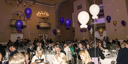More than 200 supporters attended the Sept. xx Forget-Me-Not Gala. Photos by Joe Simon.