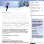 Women's Center Newsletter - February 2016