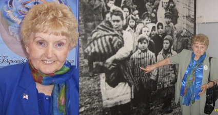 IMG EVA MOZES KOR, Romanian Survivor of the Holocaust