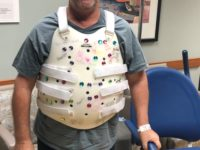 Greg after Spinal Tumor Removal Surgery