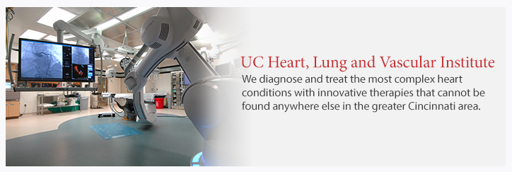 University of Cincinnati Medical Center | UC Health | A