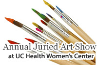 Annual Juried Art Show at UC Health Women's Center