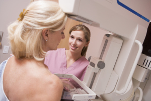 Mammogram (Stock Image)