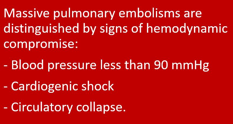 EKOS Offers Great Benefits for High-Risk Pulmonary Embolism ...