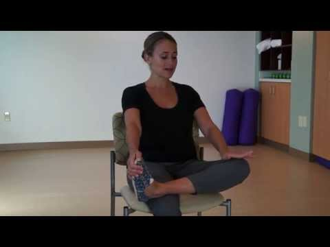 Pilates - 3 Minute Leg Routine