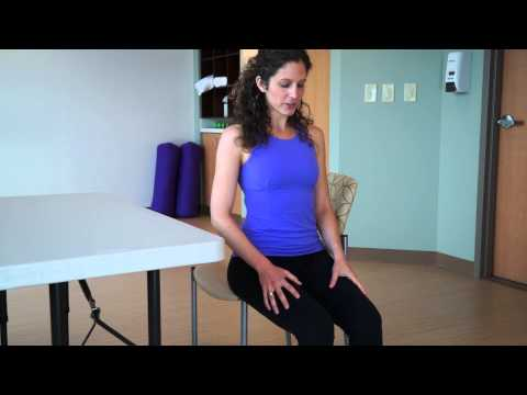 Yoga - Two Restorative Exercises