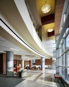 West Chester Hospital Main Lobby