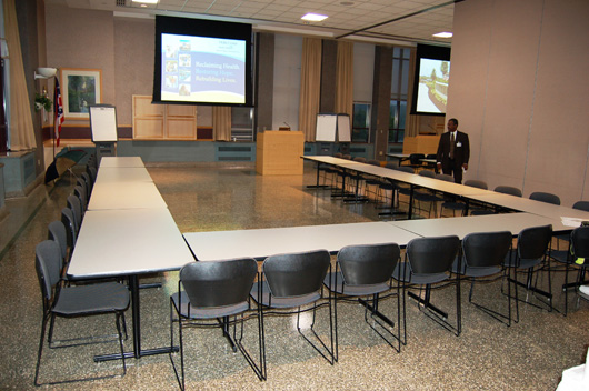 innovation center room D